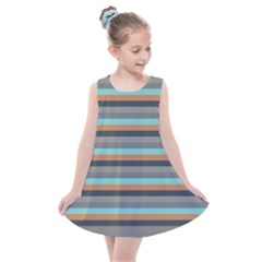 Stripey 10 Kids  Summer Dress by anthromahe