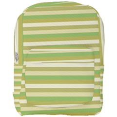 Stripey 11 Full Print Backpack by anthromahe