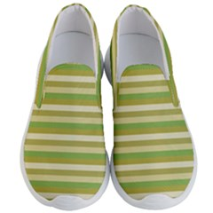 Stripey 11 Men s Lightweight Slip Ons by anthromahe