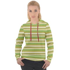Stripey 11 Women s Overhead Hoodie by anthromahe