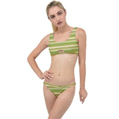 Stripey 11 The Little Details Bikini Set by anthromahe