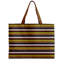 Stripey 12 Mini Tote Bag by anthromahe