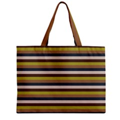 Stripey 12 Zipper Mini Tote Bag by anthromahe