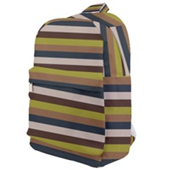 Stripey 12 Classic Backpack by anthromahe