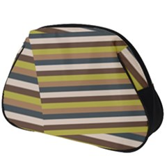 Stripey 12 Full Print Accessory Pouch (big) by anthromahe