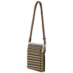 Stripey 12 Multi Function Travel Bag by anthromahe