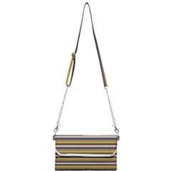 Stripey 12 Mini Crossbody Handbag by anthromahe