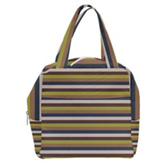 Stripey 12 Boxy Hand Bag by anthromahe