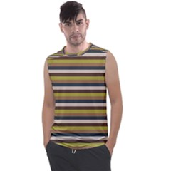 Stripey 12 Men s Regular Tank Top by anthromahe