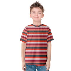 Stripey 13 Kids  Cotton Tee