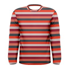 Stripey 13 Men s Long Sleeve Tee