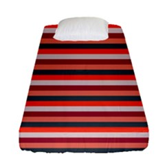 Stripey 13 Fitted Sheet (Single Size)