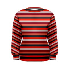 Stripey 13 Women s Sweatshirt
