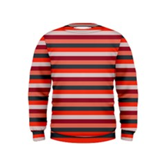 Stripey 13 Kids  Sweatshirt
