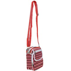 Stripey 13 Shoulder Strap Belt Bag