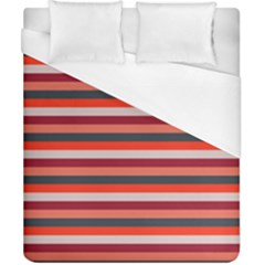 Stripey 13 Duvet Cover (California King Size)