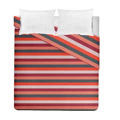 Stripey 13 Duvet Cover Double Side (Full/ Double Size)
