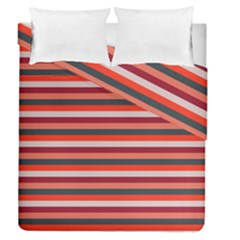 Stripey 13 Duvet Cover Double Side (Queen Size)