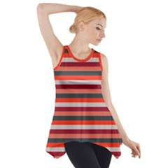 Stripey 13 Side Drop Tank Tunic