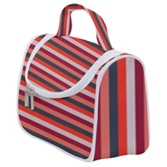 Stripey 13 Satchel Handbag