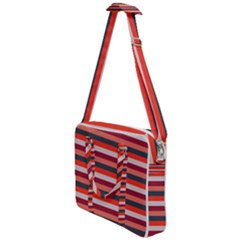 Stripey 13 Cross Body Office Bag
