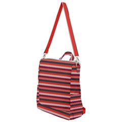 Stripey 13 Crossbody Backpack