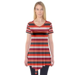 Stripey 13 Short Sleeve Tunic
