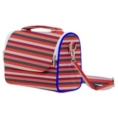 Stripey 13 Satchel Shoulder Bag