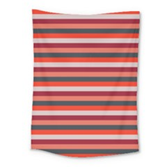 Stripey 13 Medium Tapestry
