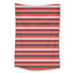 Stripey 13 Large Tapestry