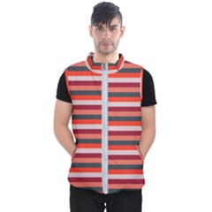 Stripey 13 Men s Puffer Vest