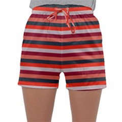 Stripey 13 Sleepwear Shorts