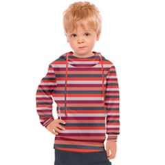 Stripey 13 Kids  Hooded Pullover