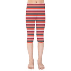 Stripey 13 Kids  Capri Leggings