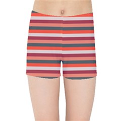 Stripey 13 Kids  Sports Shorts