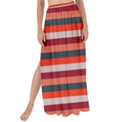 Stripey 13 Maxi Chiffon Tie-Up Sarong