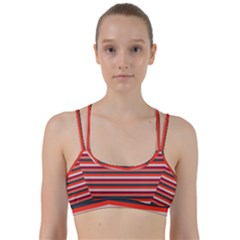 Stripey 13 Line Them Up Sports Bra