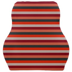 Stripey 13 Car Seat Velour Cushion