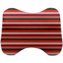 Stripey 13 Head Support Cushion