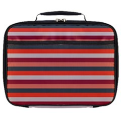 Stripey 13 Full Print Lunch Bag
