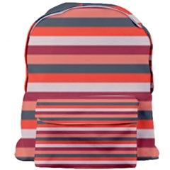 Stripey 13 Giant Full Print Backpack