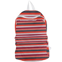 Stripey 13 Foldable Lightweight Backpack