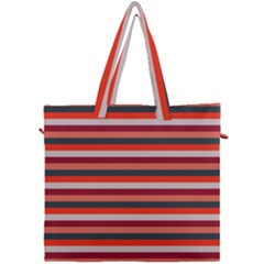 Stripey 13 Canvas Travel Bag