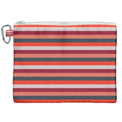 Stripey 13 Canvas Cosmetic Bag (XXL)