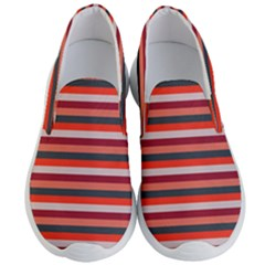 Stripey 13 Men s Lightweight Slip Ons