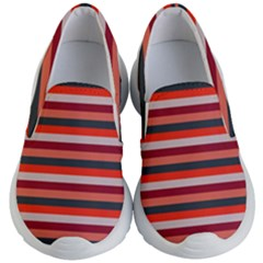 Stripey 13 Kids Lightweight Slip Ons