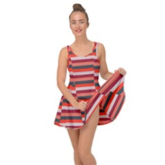 Stripey 13 Inside Out Casual Dress