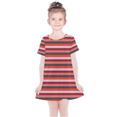 Stripey 13 Kids  Simple Cotton Dress