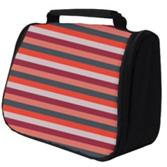 Stripey 13 Full Print Travel Pouch (Big)