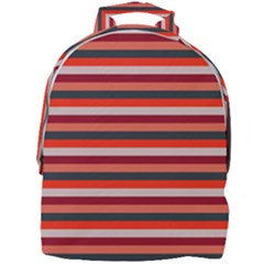 Stripey 13 Mini Full Print Backpack